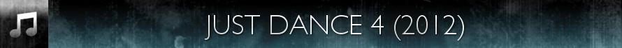 Just Dance 4 (2012)