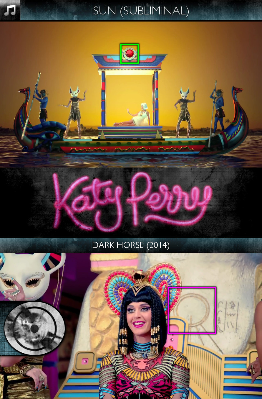 Katy Perry - Dark Horse (2014) - Sun/Solar - Subliminal