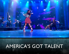 Lindsey Stirling - 2010 - America's Got Talent