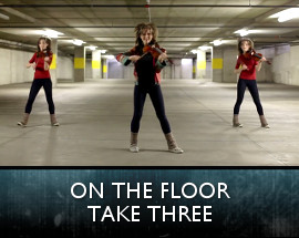 Lindsey Stirling - 2011 - On the Floor Take Three-tb