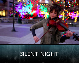 Lindsey Stirling - 2011 - Silent Night-tb