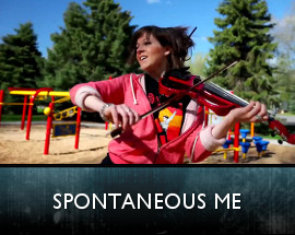 Lindsey Stirling - 2011 - Spontaneous Me-tb