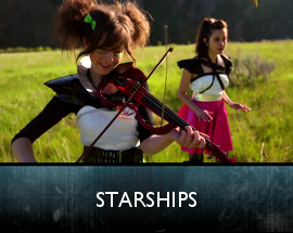 Lindsey Stirling - 2012 - Starships-tb