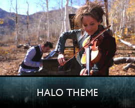 Lindsey Stirling - 2013 - Halo Theme-tb