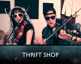 Lindsey Stirling - 2013 - Thrift Shop-tb