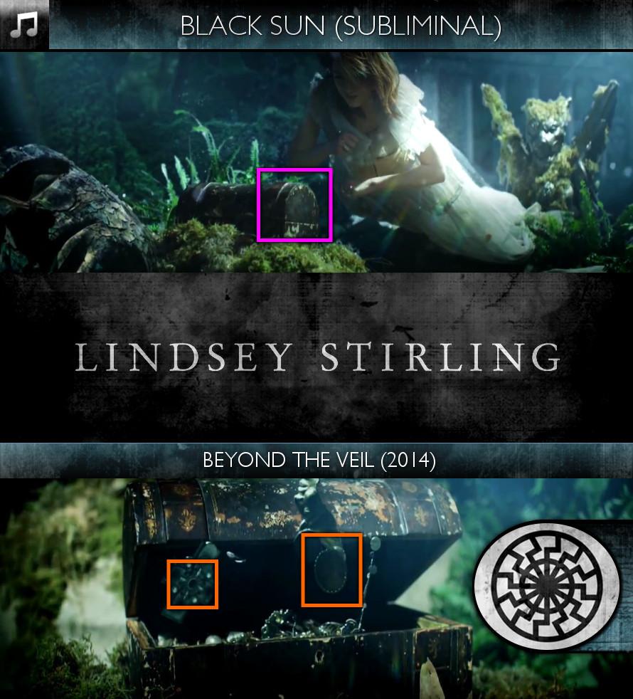 Lindsey Stirling - Beyond the Veil (2014) - Black Sun  - Subliminal