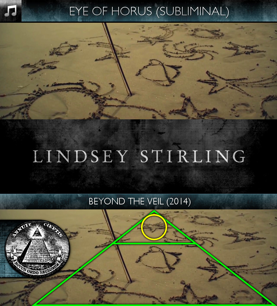 Lindsey Stirling - Beyond the Veil (2014) - Eye of Horus - Subliminal