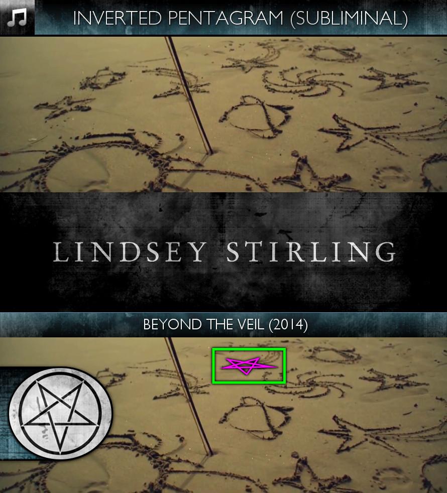 Lindsey Stirling - Beyond the Veil (2014) - Inverted Pentagram - Subliminal
