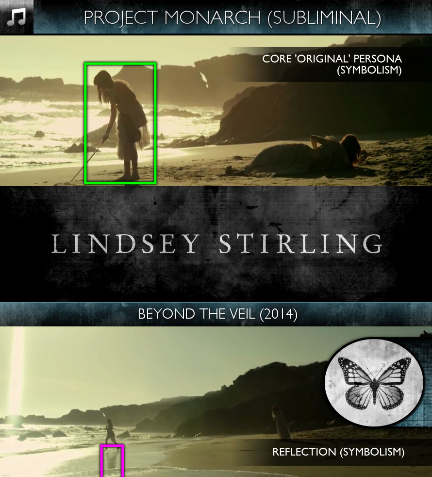 Lindsey Stirling - Beyond the Veil (2014) - Project Monarch - Subliminal