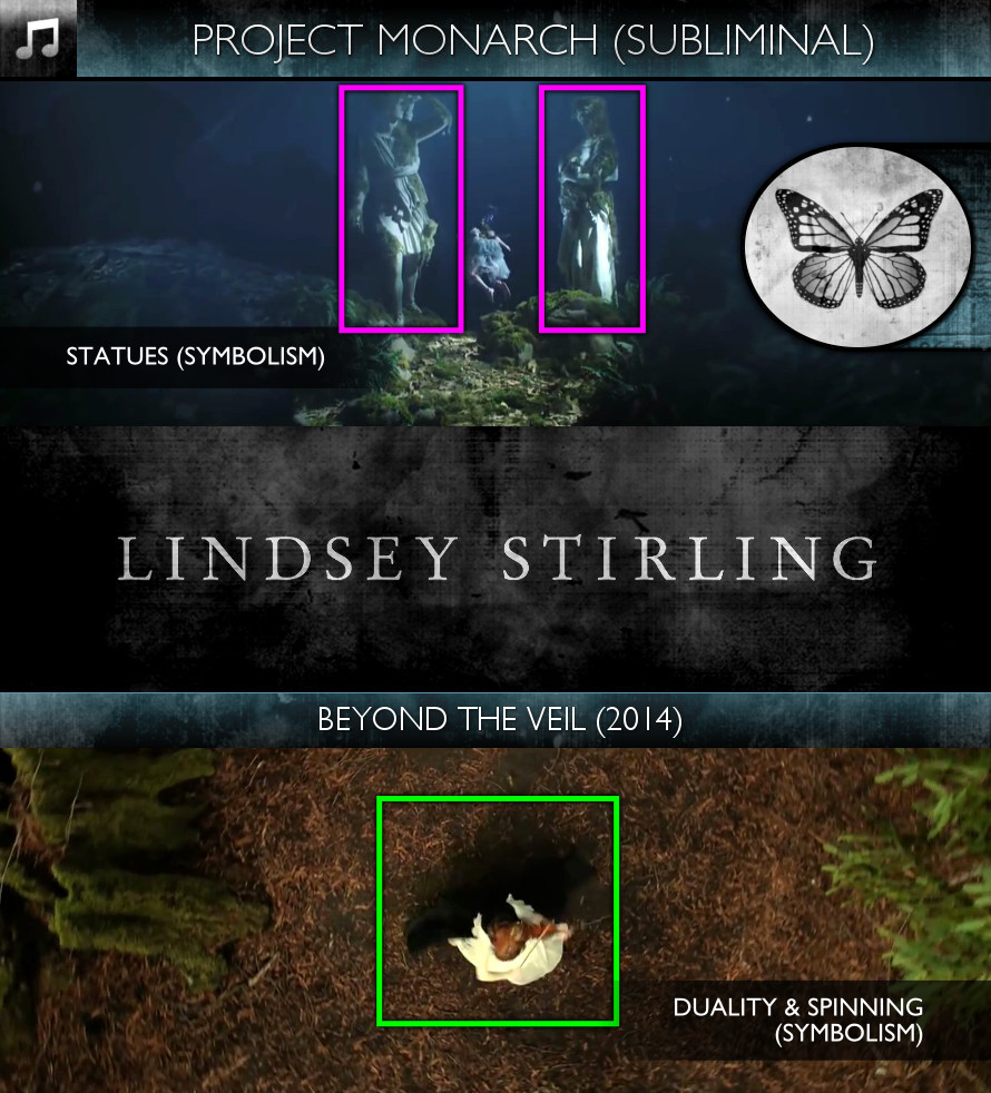 Lindsey Stirling - Beyond the Veil (2014) - Project Monarch-6
