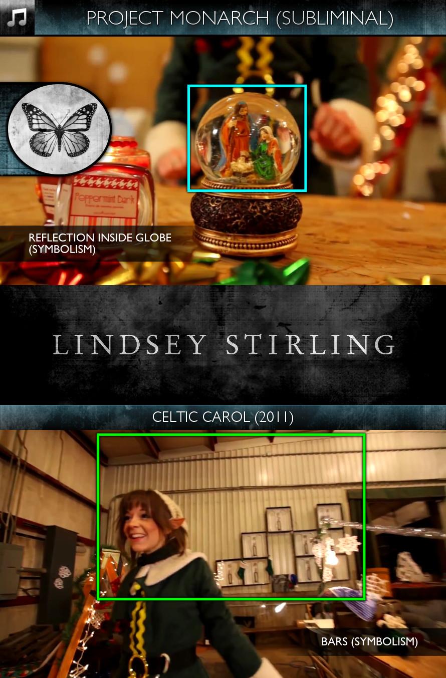 Lindsey Stirling - Celtic Carol (2011) - Project Monarch - Subliminal