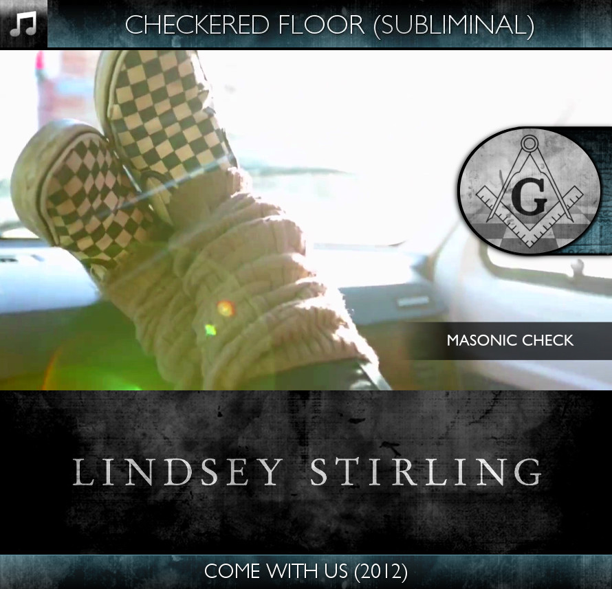 Lindsey Stirling - Come With Us (2012) - Checkered Floor - Subliminal