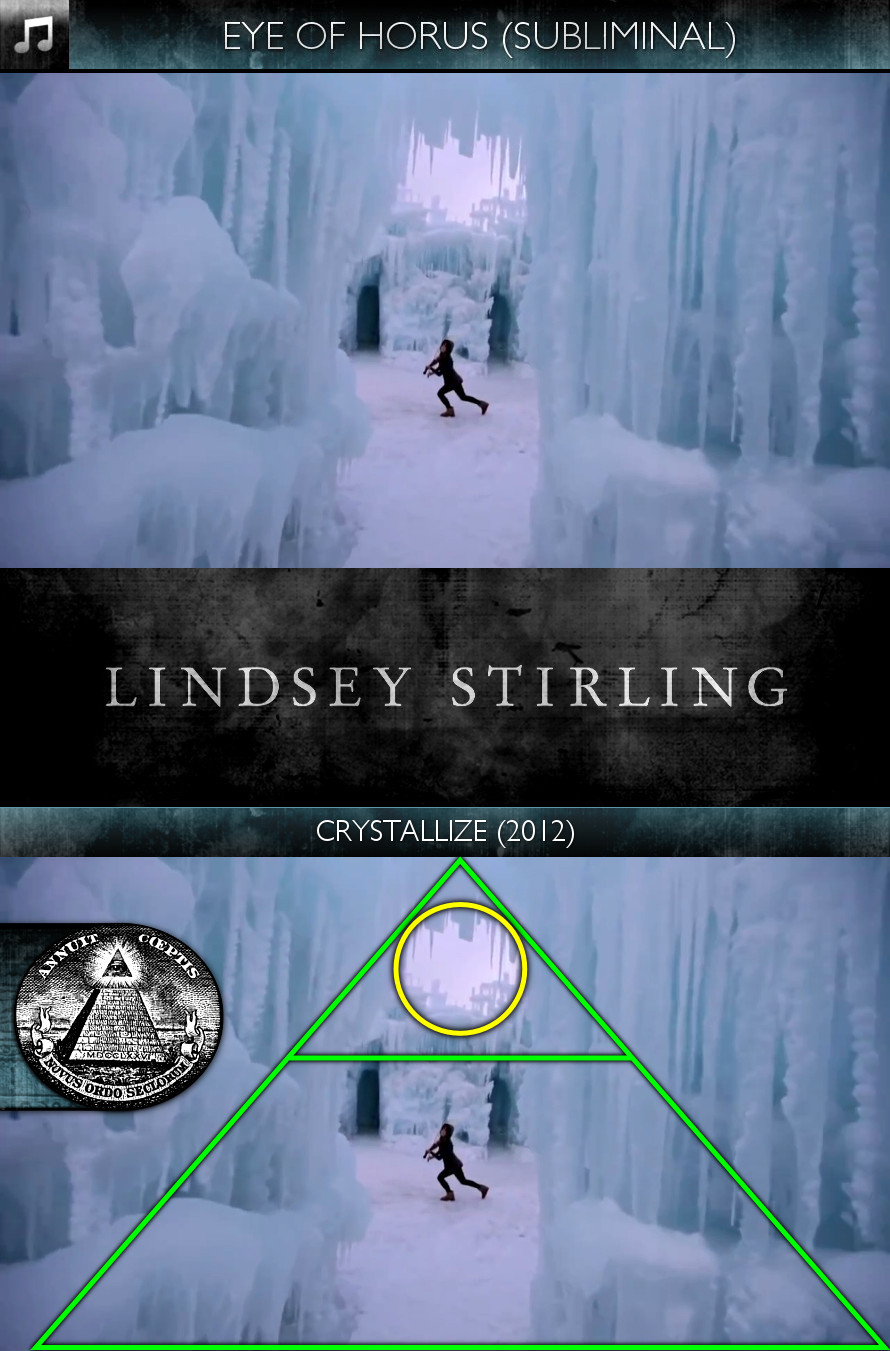 Lindsey Stirling - Crystallize (2012) - Eye of Horus - Subliminal