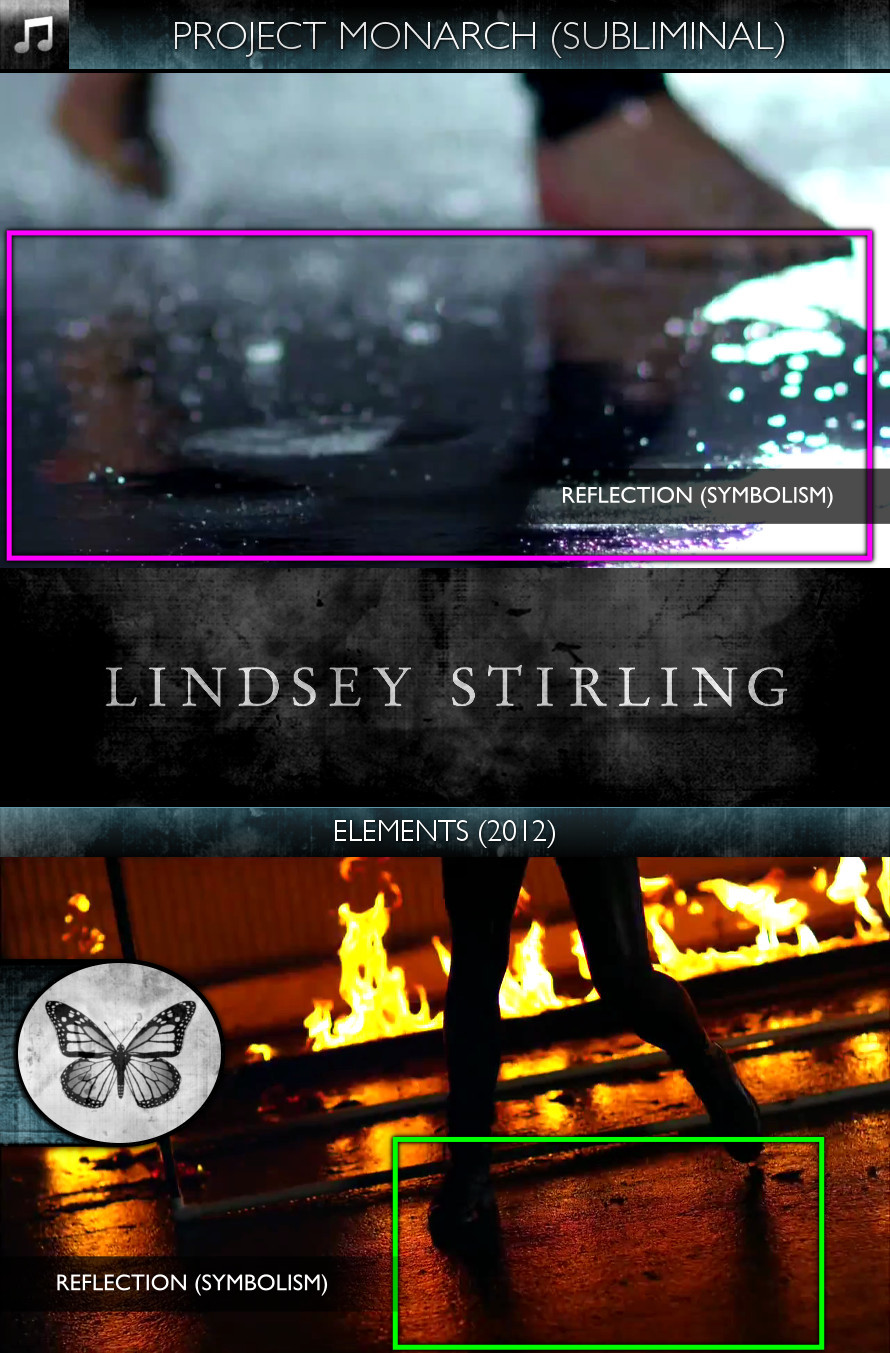 Lindsey Stirling - Elements (2012) - Project Monarch - Subliminal