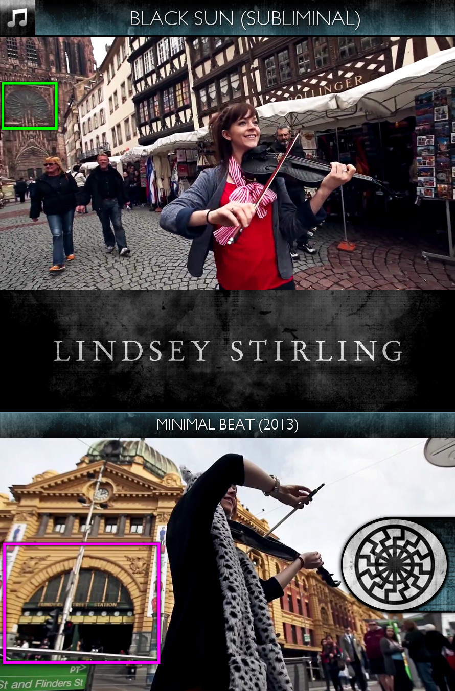 Lindsey Stirling - Minimal Beat (2013) - Black Sun - Subliminal