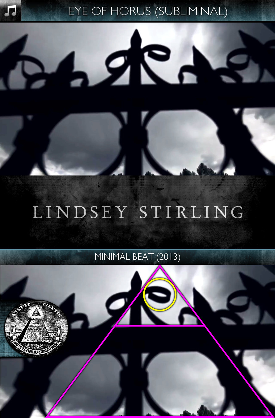 Lindsey Stirling - Minimal Beat (2013) - Eye of Horus - Subliminal