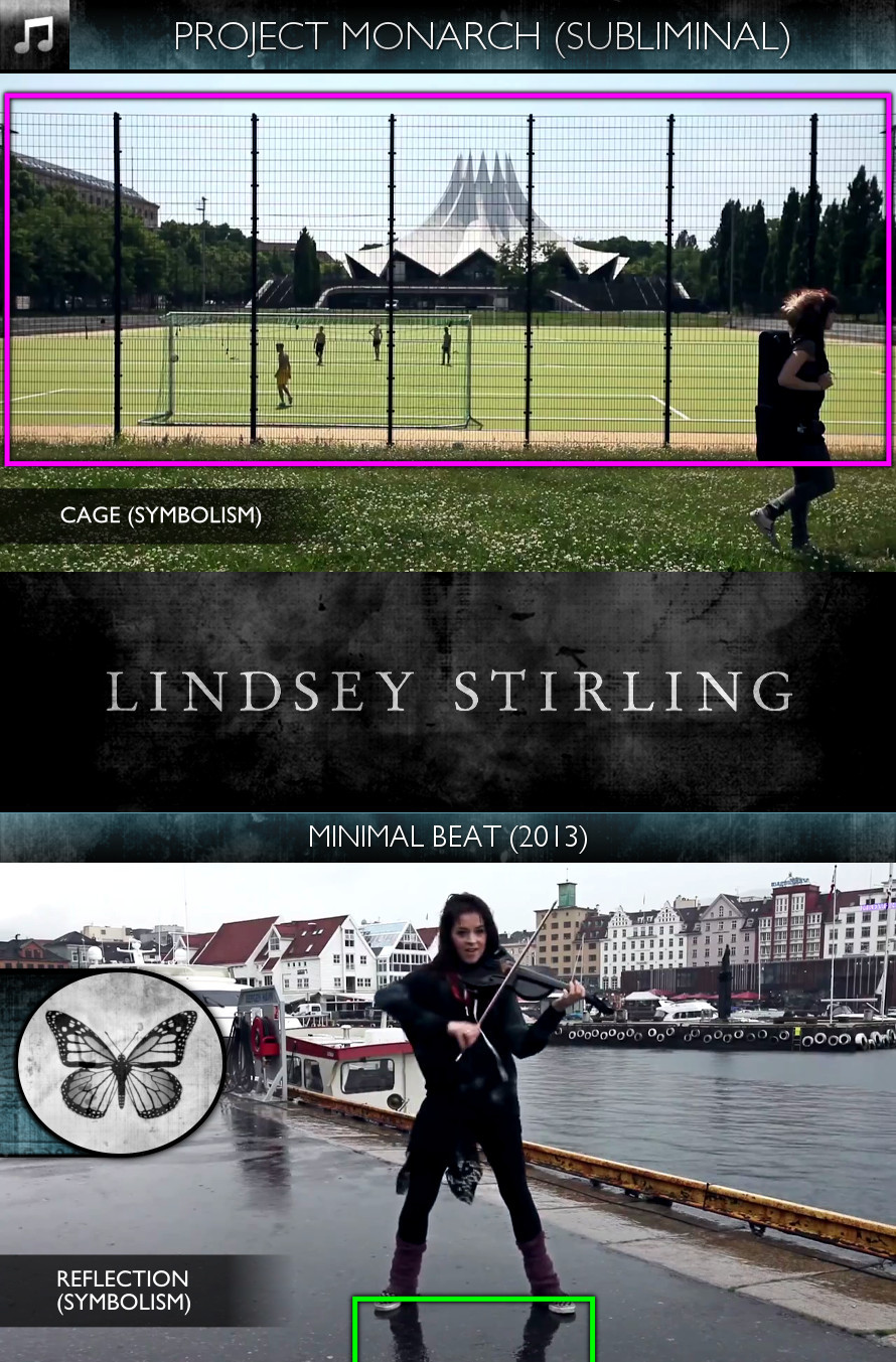 Lindsey Stirling - Minimal Beat (2013) - Project Monarch - Subliminal