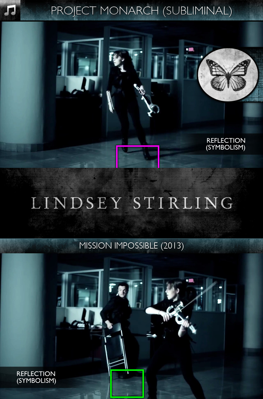 Lindsey Stirling - Mission Impossible (2013) - Project Monarch - Subliminal