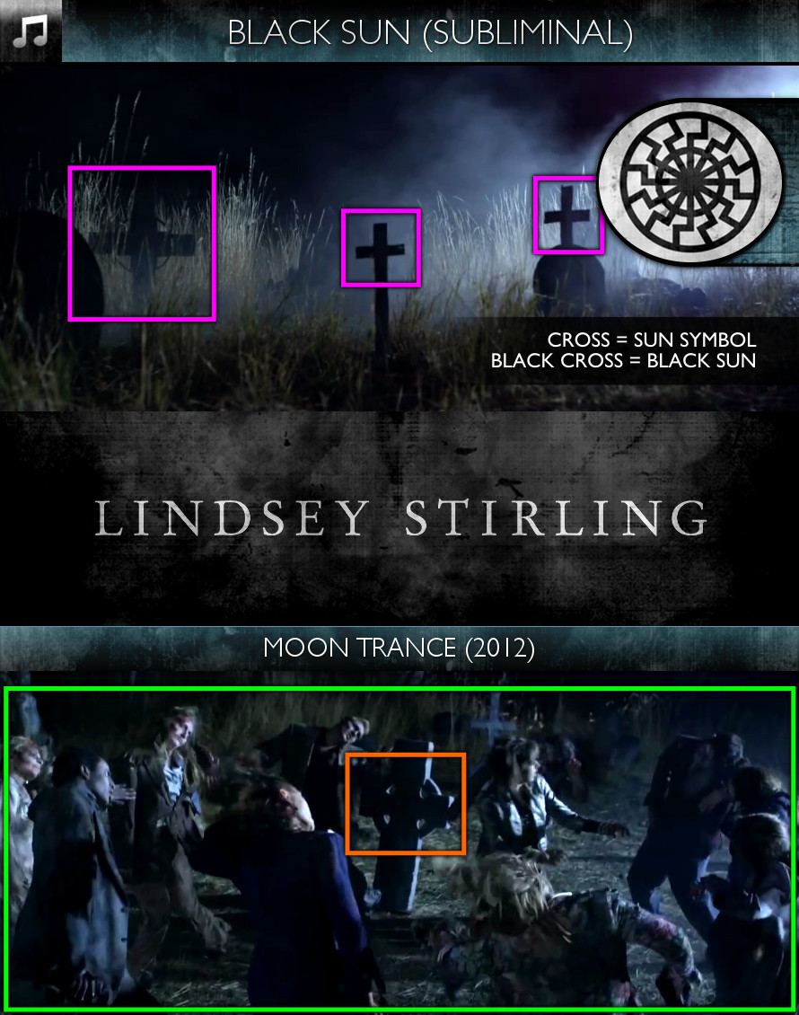 Lindsey Stirling - Moon Trance (2012) - Black Sun - Subliminal