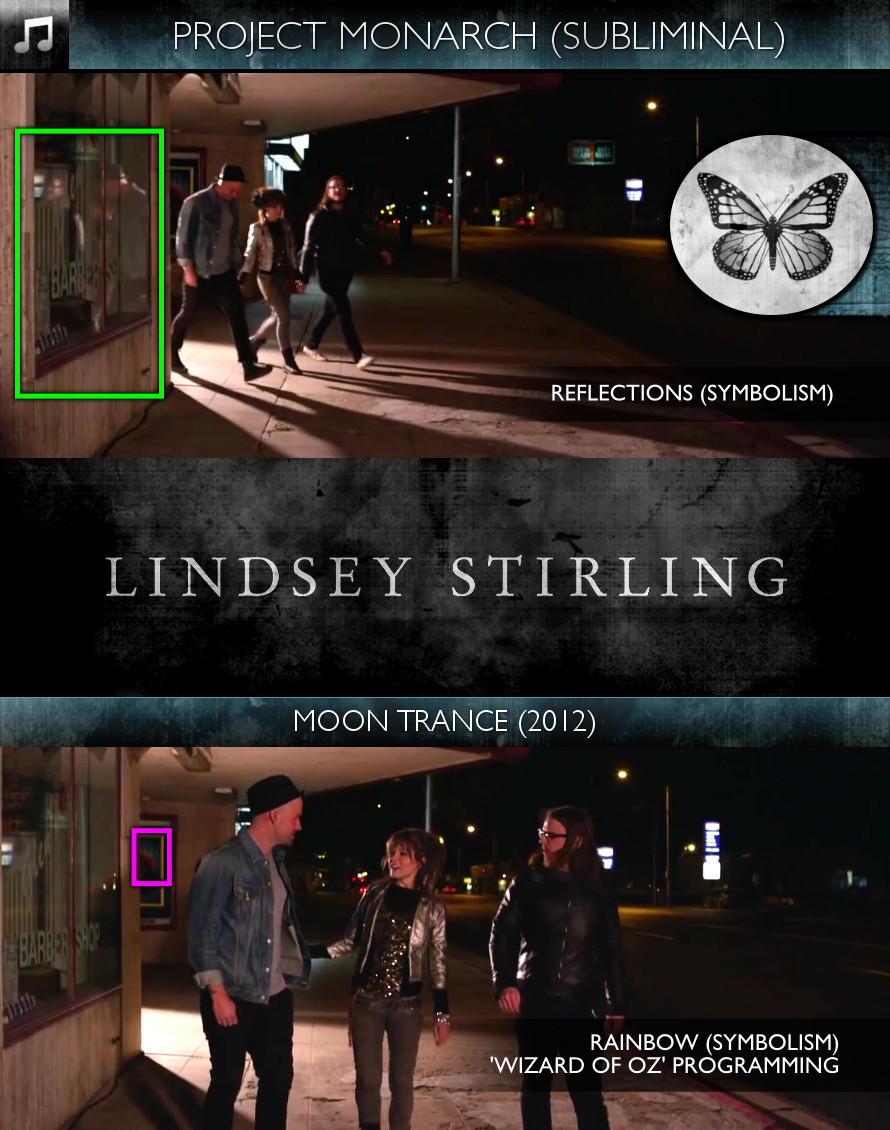 Lindsey Stirling - Moon Trance (2012) - Project Monarch - Subliminal