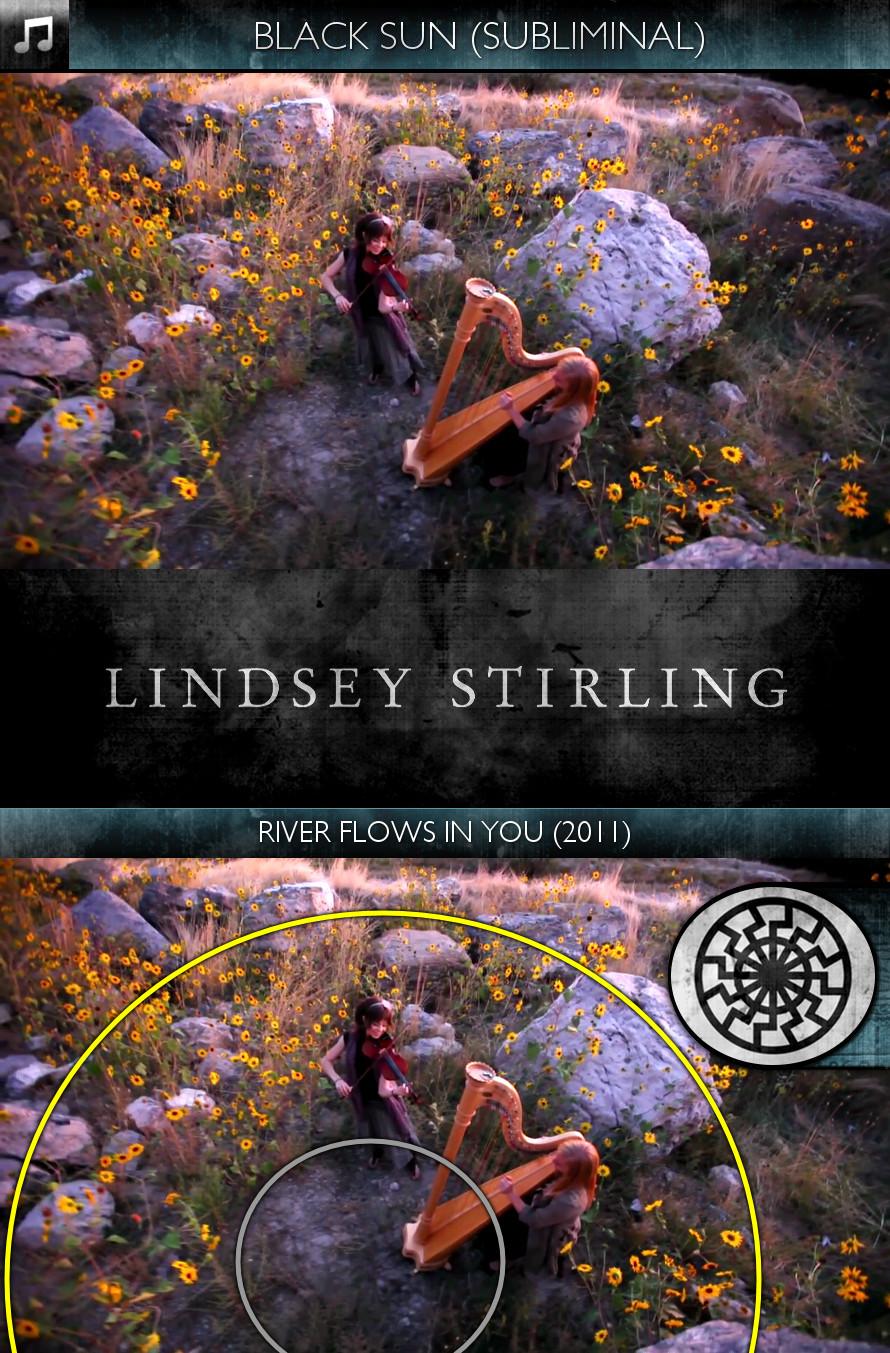 Lindsey Stirling - River Flows in You (2011) - Black Sun - Subliminal