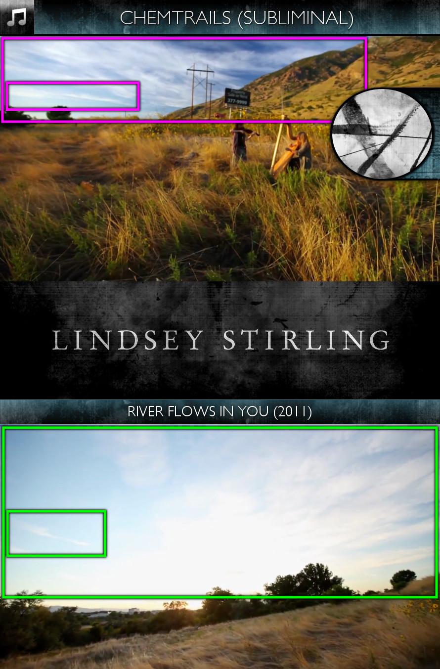 Lindsey Stirling - River Flows in You (2011) - Chemtrails - Subliminal