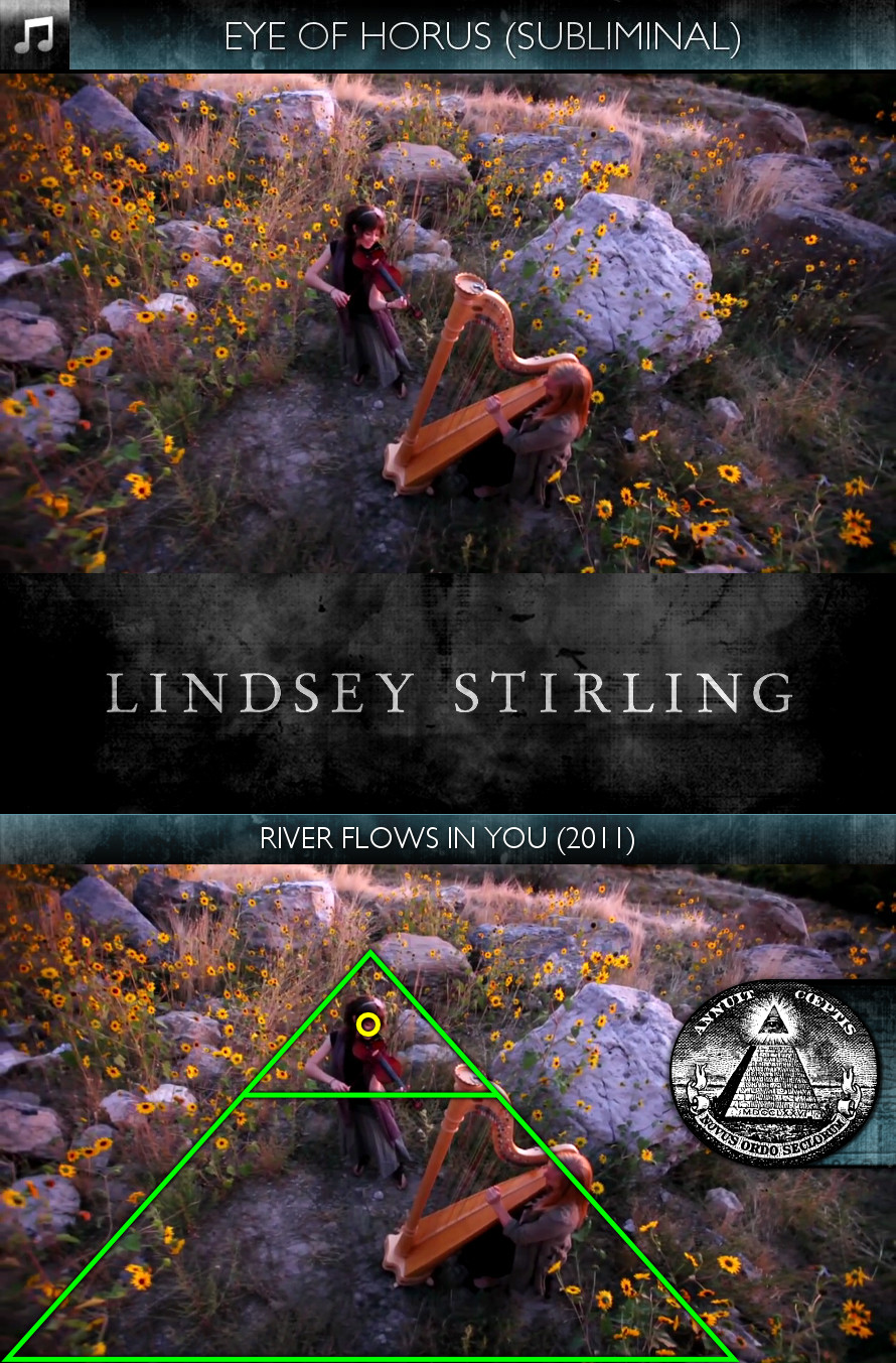 Lindsey Stirling - River Flows in You (2011) - Eye of Horus - Subliminal