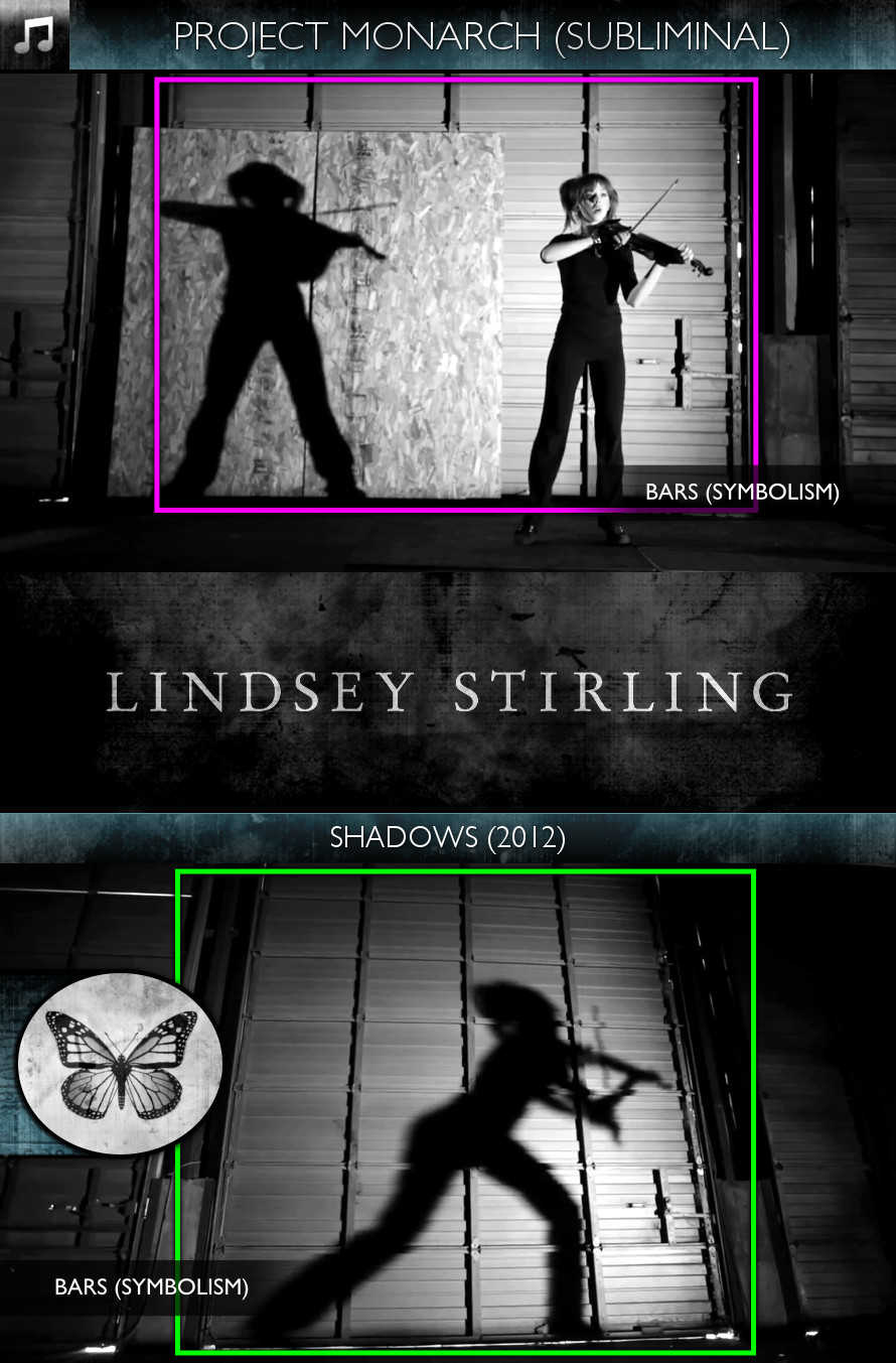 Lindsey Stirling - Shadows (2012) - Project Monarch - Subliminal