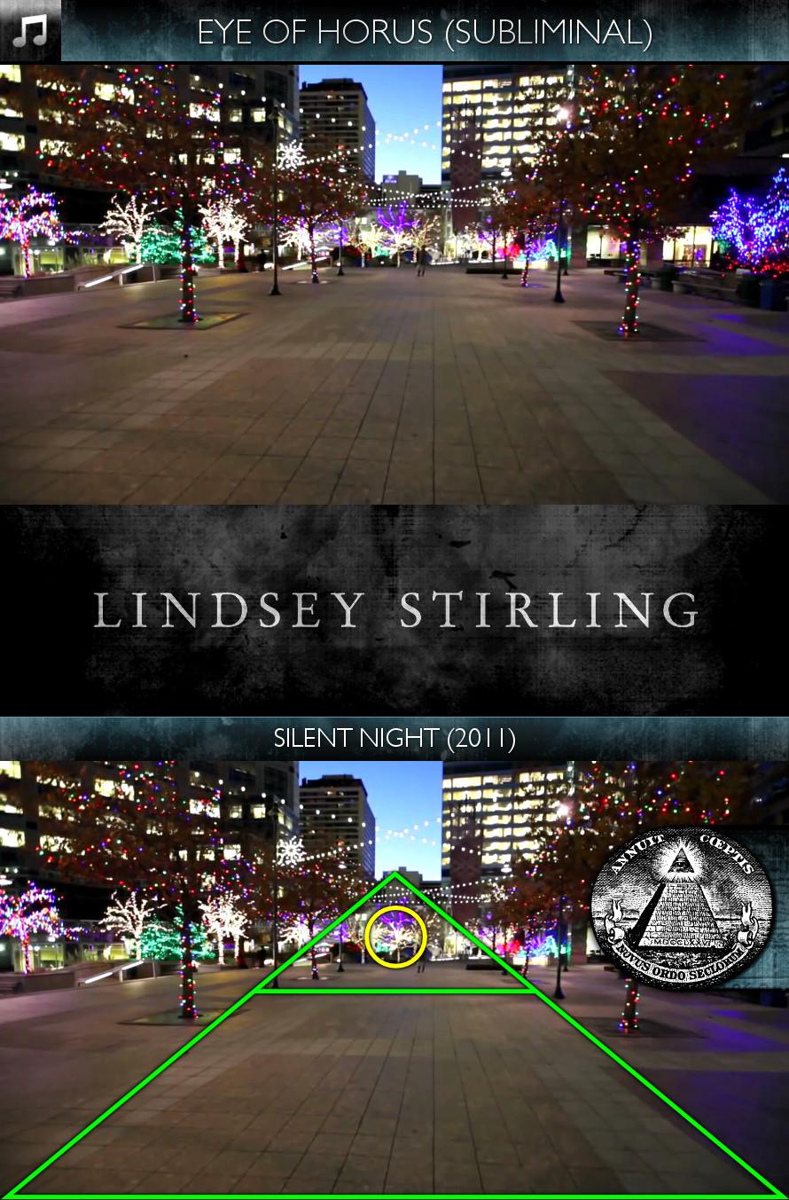 Lindsey Stirling - Silent Night (2011) - Eye of Horus - Subliminal