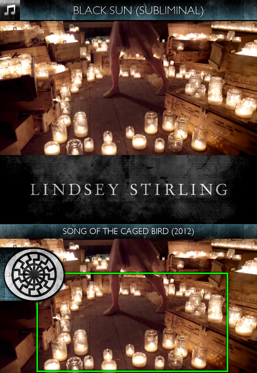 Lindsey Stirling - Song of the Caged Bird (2012) - Black Sun - Subliminal
