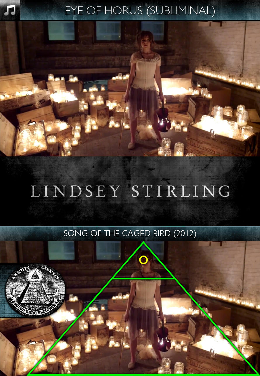 Lindsey Stirling - Song of the Caged Bird (2012) - Eye of Horus - Subliminal