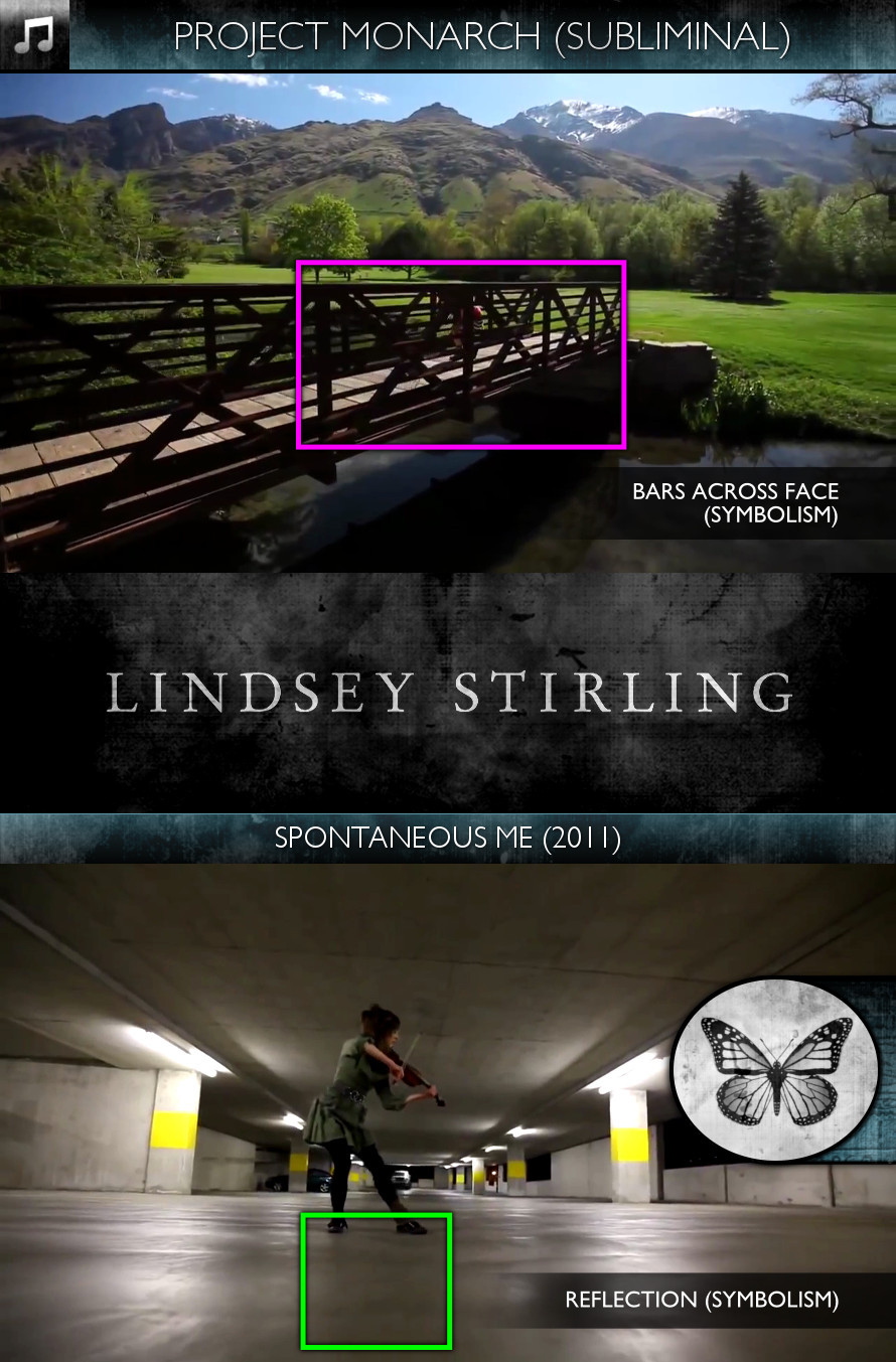 Lindsey Stirling - Spontaneous Me (2011) - Project Monarch - Subliminal