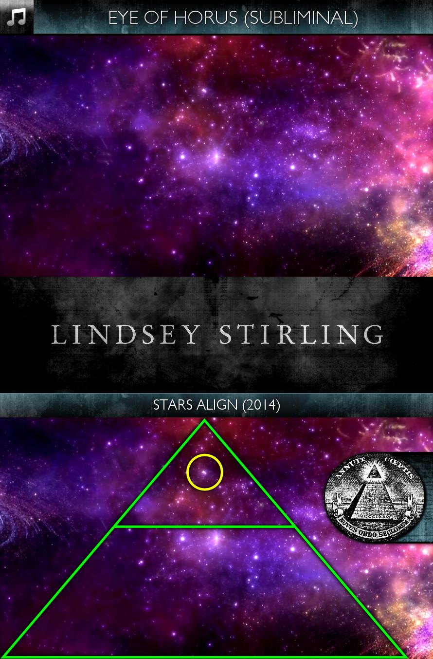 Lindsey Stirling - Stars Align (2014) - Eye of Horus - Subliminal