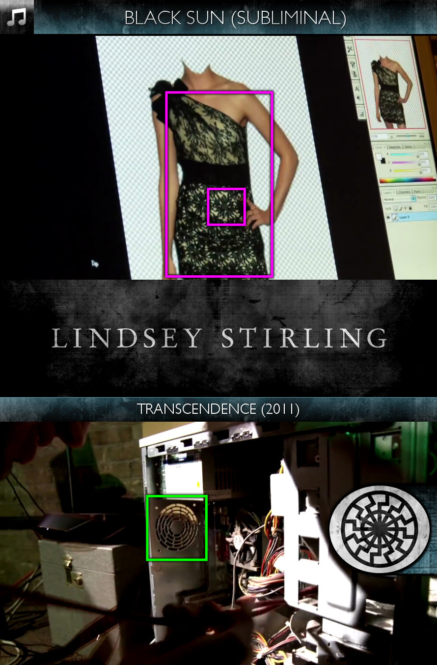 Lindsey Stirling - Transcendence (2011) - Black Sun - Subliminal