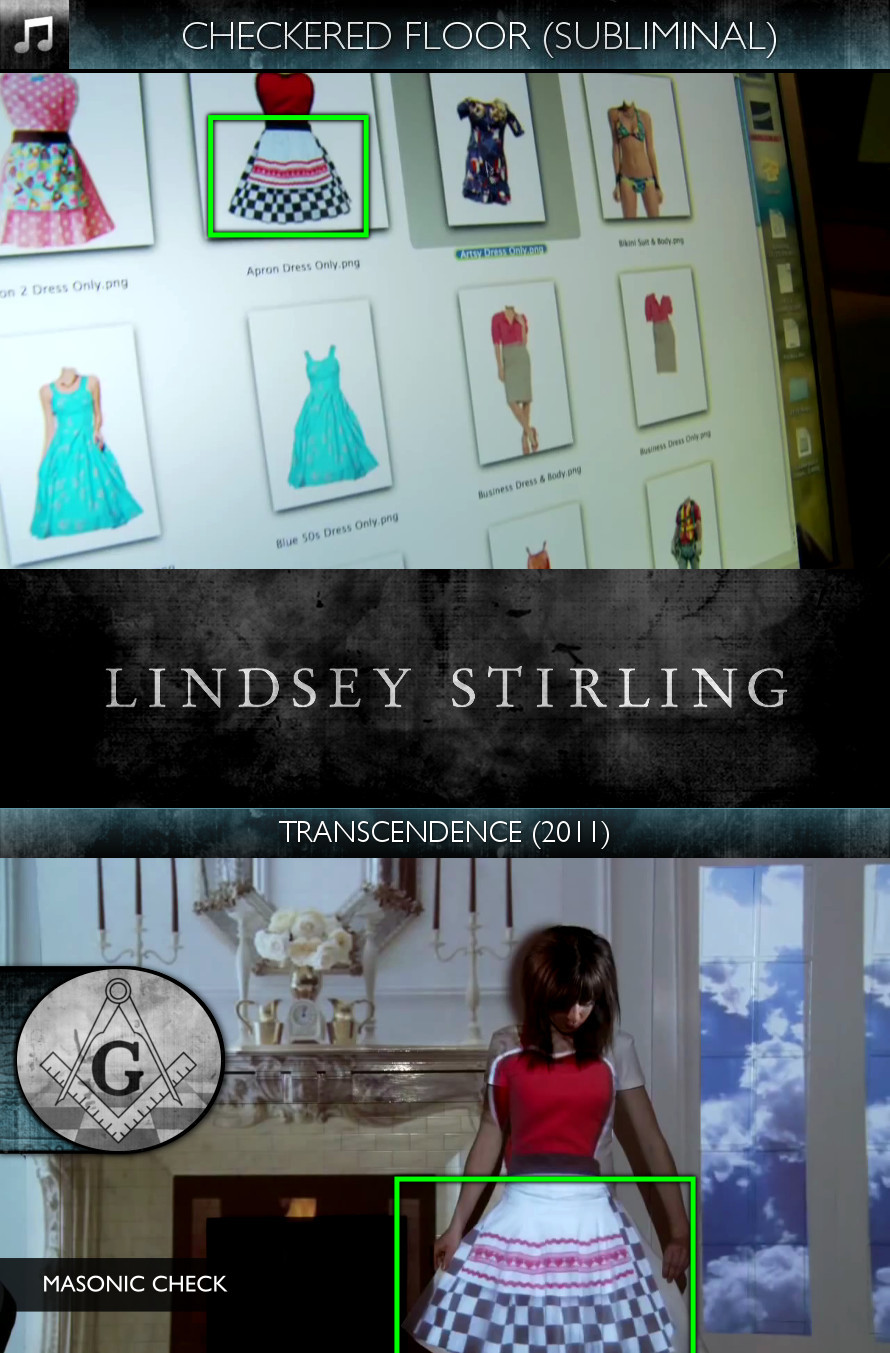 Lindsey Stirling - Transcendence (2011) - Checkered Floor - Subliminal