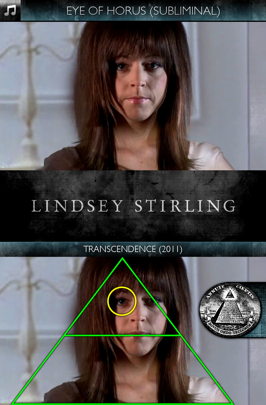 Lindsey Stirling - Transcendence (2011) - Eye of Horus - Subliminal