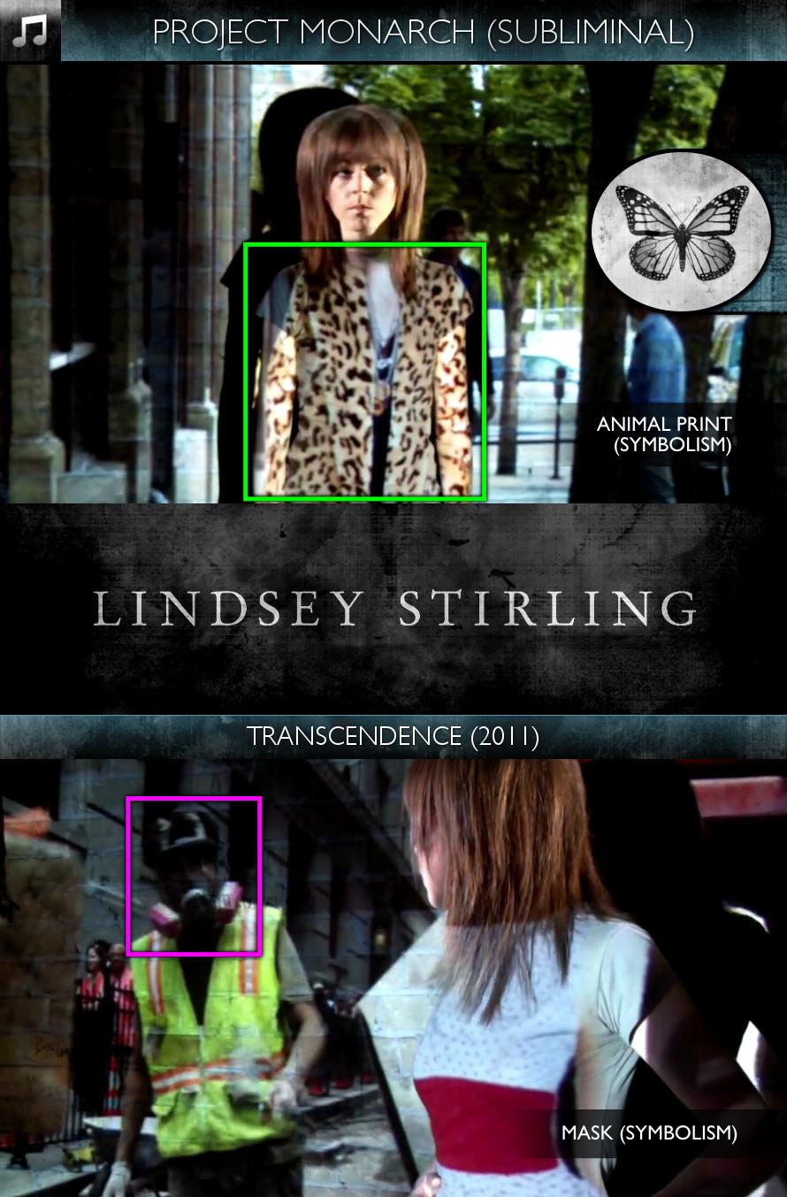 Lindsey Stirling - Transcendence (2011) - Project Monarch - Subliminal