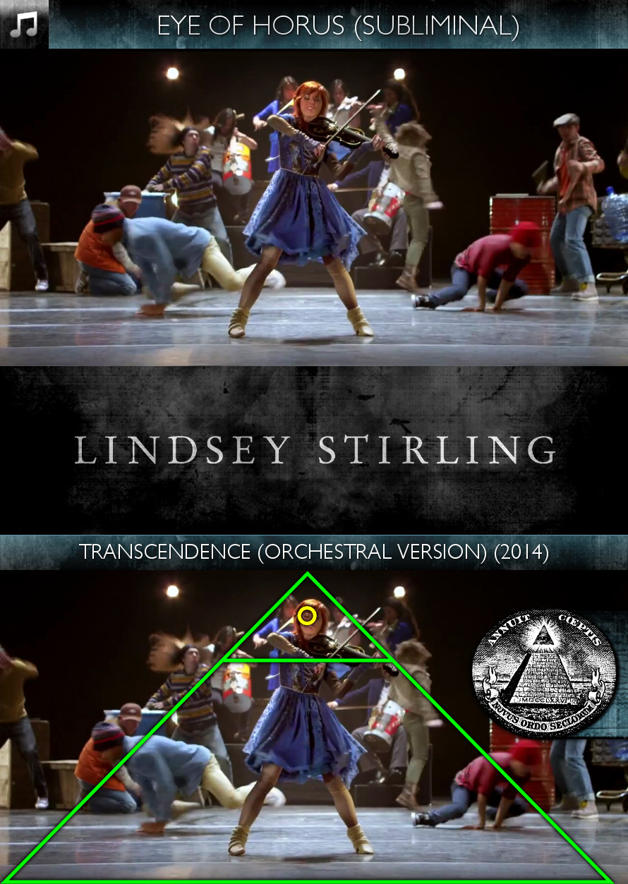Lindsey Stirling - Transcendence (Orchestral Version) (2014) - Eye of Horus - Subliminal