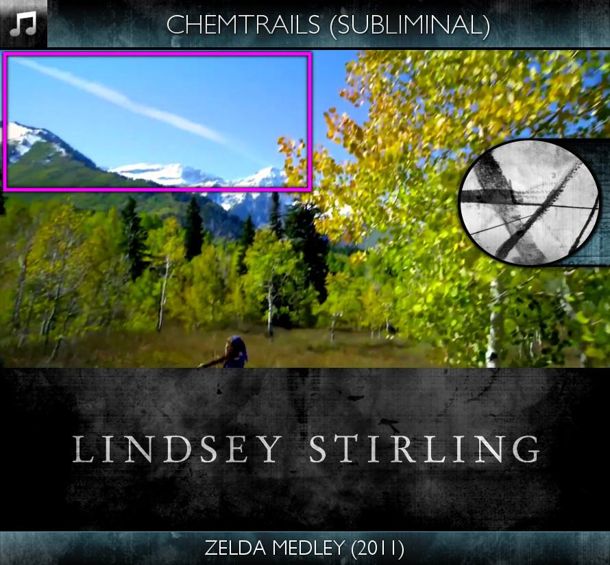 Lindsey Stirling - Zelda Medley (2011) - Chemtrails - Subliminal