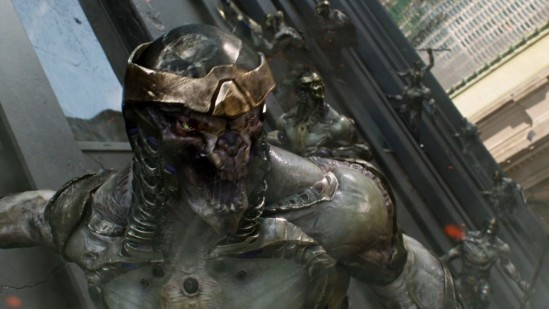 Reptilians (Chitauri) - The Avengers (2012)