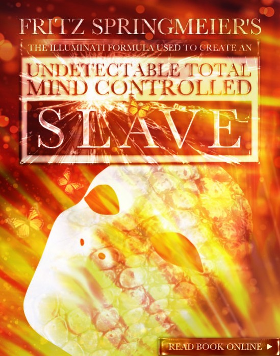 Fritz Springmeier - The Illuminati Formula Used to Create an Undetectable Total Mind Controlled Slave-Promo