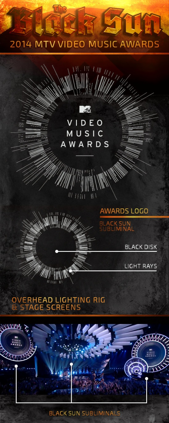 Black Sun - 2014 MTV Video Music Awards