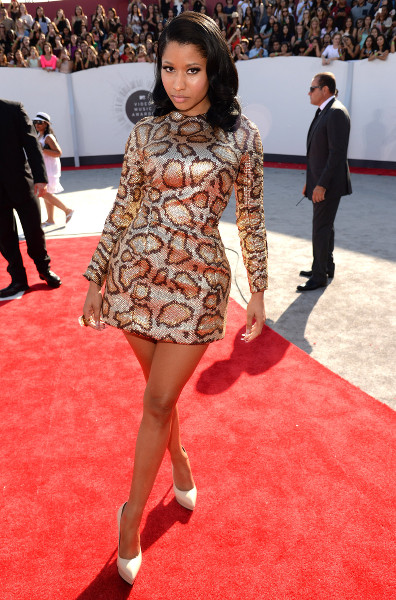 Nicki Minaj - 2014 MTV VMA - Animal Print (Beta Programming)