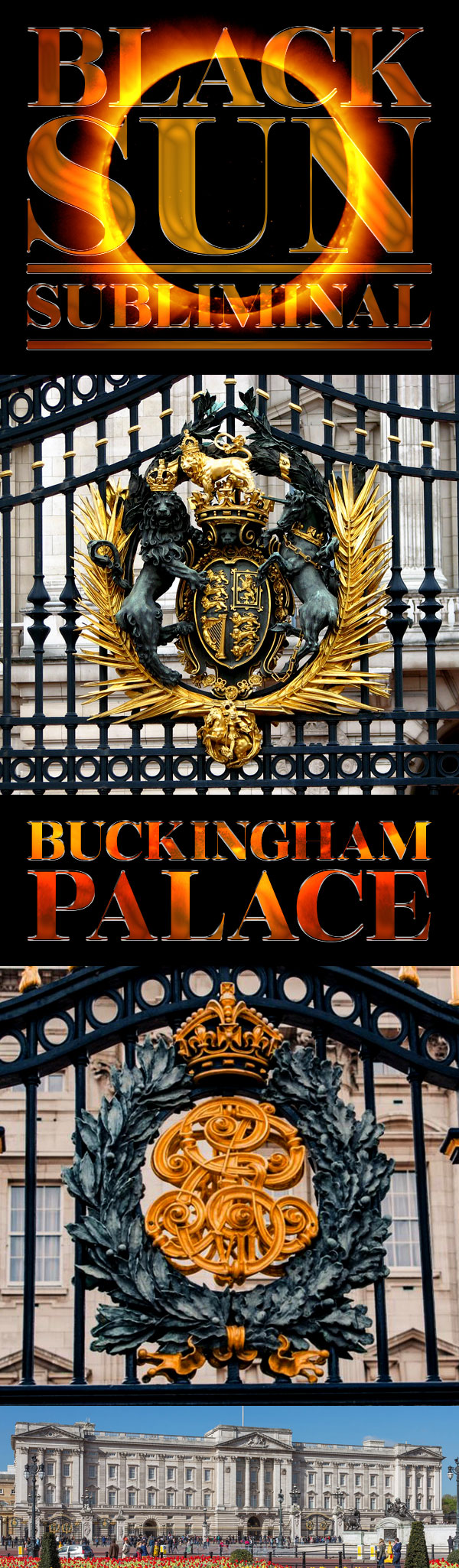 dark MonarKy - Buckingham Palace