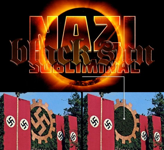 dark-MonarKy - Black Sun Subliminal - Nazi Germany (WWII)