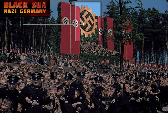 dark MonarKy - Black Sun - Nazi Germany (WWII)