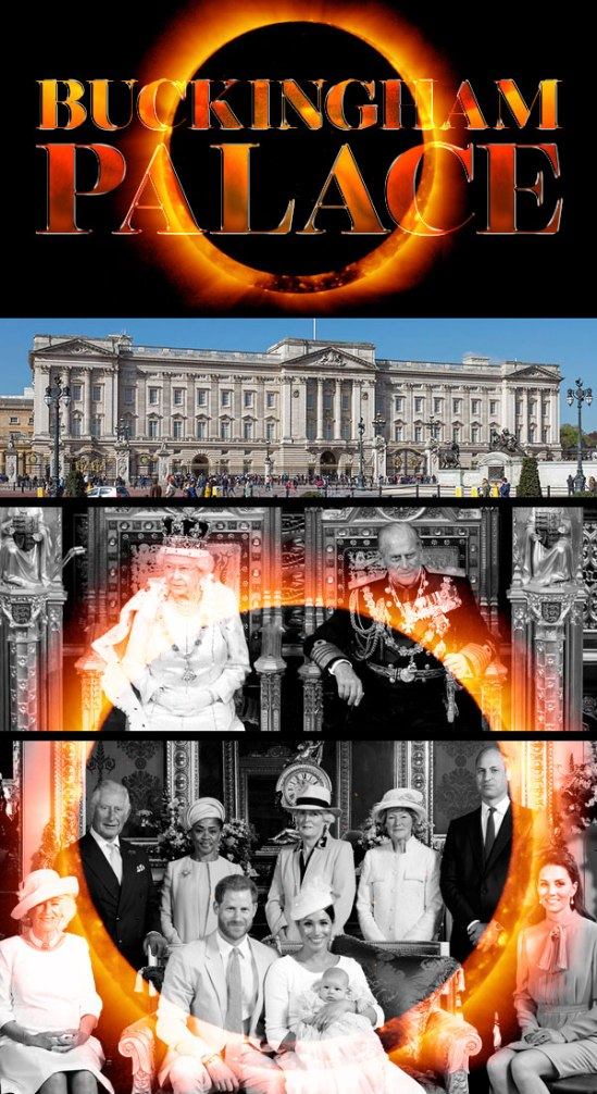 dark MonarKy - Buckingham Palace - Royal Family
