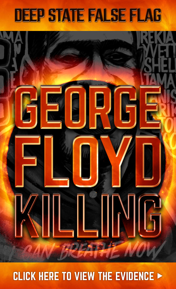 George-Floyd-False-Flag-Promo-2